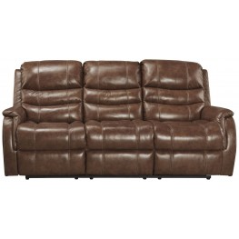 Metcalf Nutmeg Power Reclining Sofa