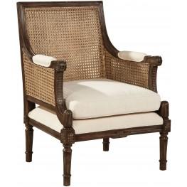 Savoy Cream Arm Chair