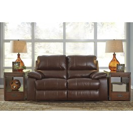 Transister Coffee Power Reclining Loveseat