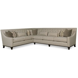 Wythe Coffee Bean LAF Sectional
