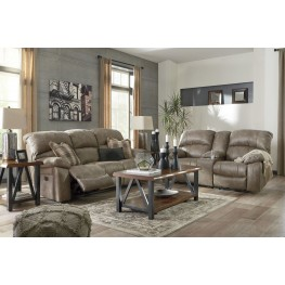 Dunwell Driftwood Power Reclining Living Room Set