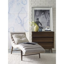 Epicenters Upholstered Campbell Chaise