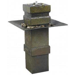 Cubist Floor Fountain
