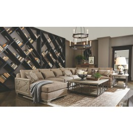 Arch Salvage Jardin Sectional