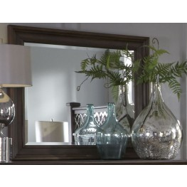 Lucca Brown Mirror