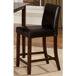 Weitzmenn Counter Height Chair Set of 2
