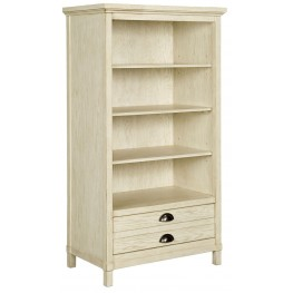 Driftwood Park Vanilla Oak Bookcase