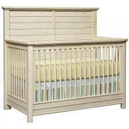 Driftwood Park Vanilla Oak Built To Grow Crib
