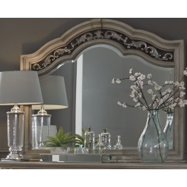Messina Estates Chrome Mirror
