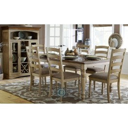 Nash Extendable Dining Room Set