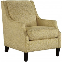 Cresson Canary Accent Chair
