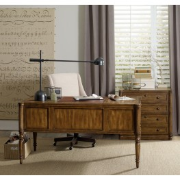 Saint Armand Brown Home Office Set