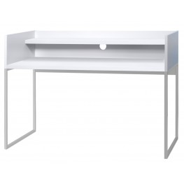 Oslo White Home Office Desk