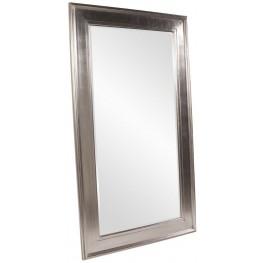 Christian Silver Rectangle Mirror