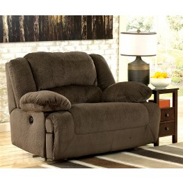 Toletta Chocolate Zero Wall Power Wide Recliner