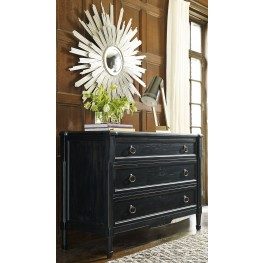 Authenticity Black Dressing Chest