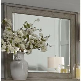 Grayton Grove Driftwood Mirror