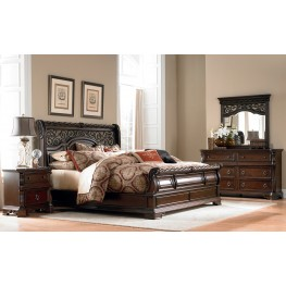 Arbor Place Sleigh Bedroom Set