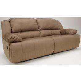 Hogan Mocha 2 Seat Reclining Sofa