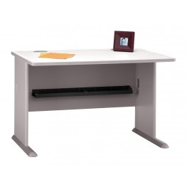 Series A Pewter 48 Inch Desk