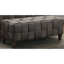 Elista Dark Grey Large Bench