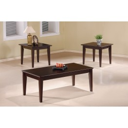 3 Piece Occasional Table Set - 5880