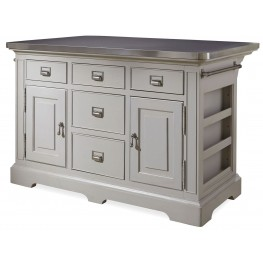 Dogwood Cobblestone The Kitchen Island