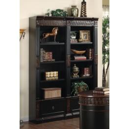 Nicolas Home Office Double Bookcase - 800922