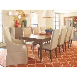Soho Ash Extendable Rectangular Leg Dining Room Set by Rachael Ray