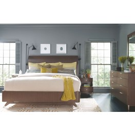 Soho Ash Panel Bedroom Set