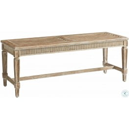 Juniper Dell English Clay Bed End Bench