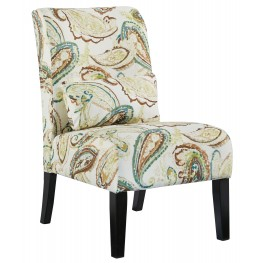 Annora Paisley Accent Chair
