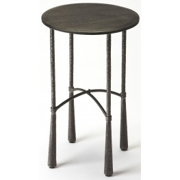 Bastion Industrial Chic Accent Table