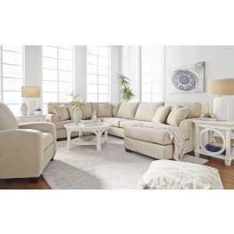 Brioni Nuvella Sand RAF Sectional