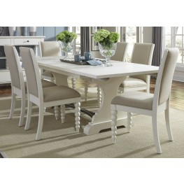 Harbor View II Trestle Extendable Dining Room Set