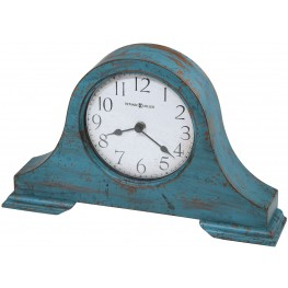 Tamson Blue Mantel Clock