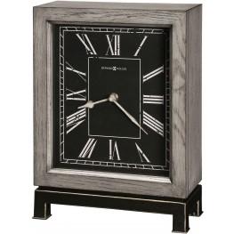 Merrick Gray Mantel Clock