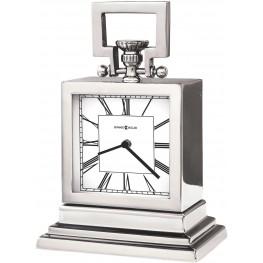 Maxine Chrome Mantel Clock