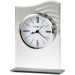 Liberty White Table Clock