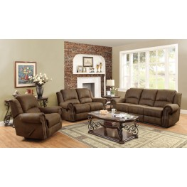 Sir Rawlinson Brown Reclining Living Room Set