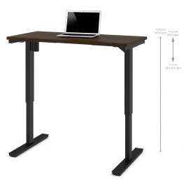 "48"" Tuxedo Electric Height Adjustable Table"