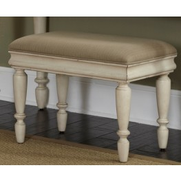 Rustic Traditions II Vanity Bench
