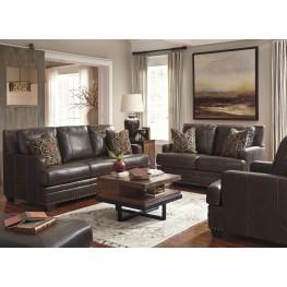 Corvan Antique Sofa & Chair Living Room Set