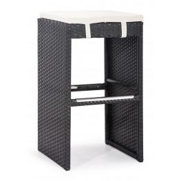 Marrakesh Espresso Bar Height Single Bench