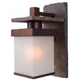 Boulder 1 Light Medium Wall Lantern