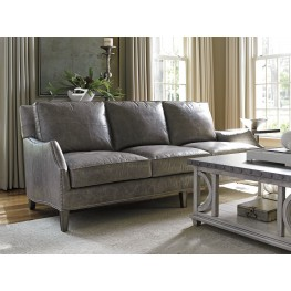 Oyster Bay Ashton Leather Living Room Set