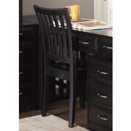 Hampton Bay Black School House Chair