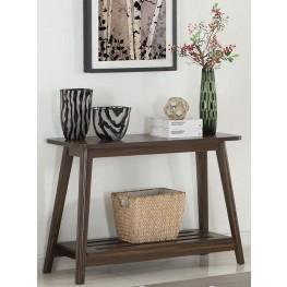 Chestnut Sofa Table