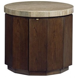 Laurel Canyon Glendora Drum Table