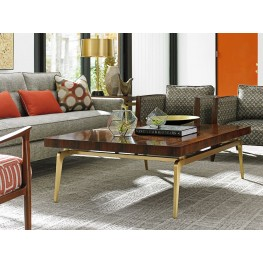Take Five Bryant Park Rectangular Occasional Table Set